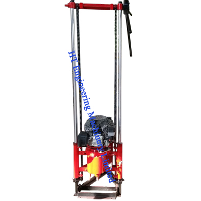 Soil Investigation Portable Core Drilling Rig Machine