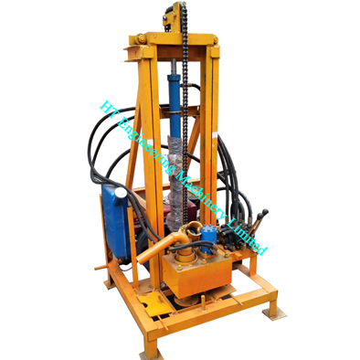 Simple Hand Water Well Drill Rig