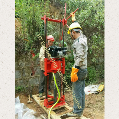 Portable Rock Core Drilling Cutting Machine
