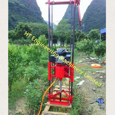 Petrol Vertical Core Drilling Machine