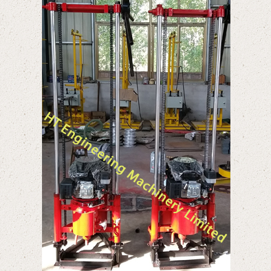 Man Portable Core Drilling Rig Machine