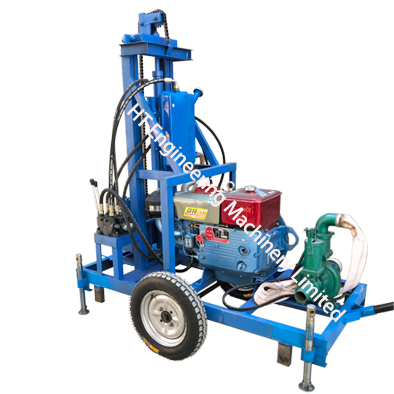 Mini Water Well Drilling Rig Machine For Sale