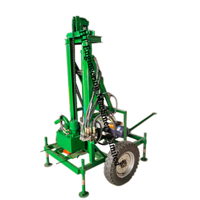 Small Portable Water Well Drilling Equipment For Sale