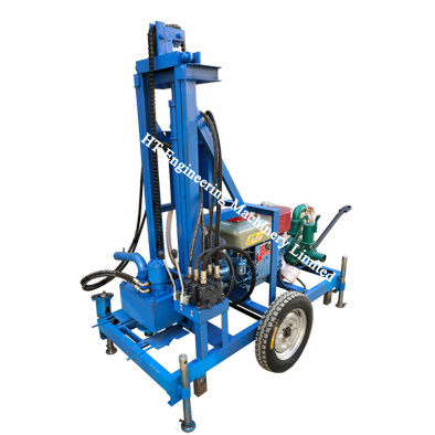 Water Well Bore Hole Drill Rig