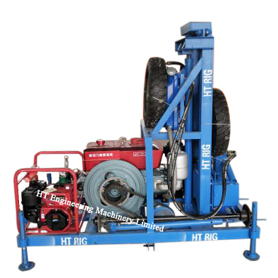 Latest Small Borehole Drilling Machine