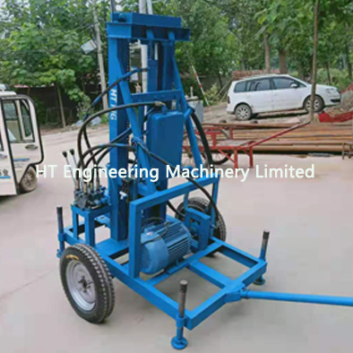 Backyard Water Well Drilling Rig Equipment