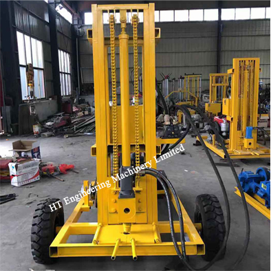 Water Well Drilling Rigs Machine China Manufacturers