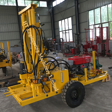 Full Automatic Water Well Drill Rig For Sale