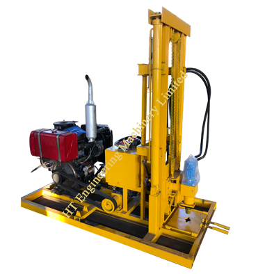 Large Diameter Water Well Drilling Machine Heavy Duty
