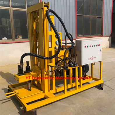 Bulk Power Head Water Well Drill Rig