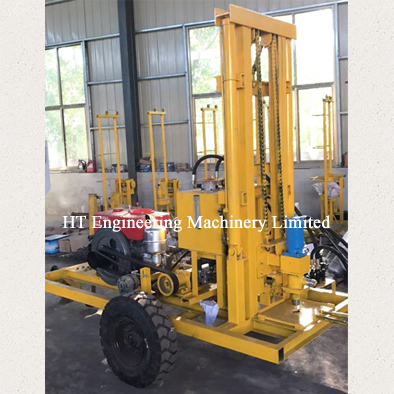 Deep Well Drilling Boring Equipment Machine