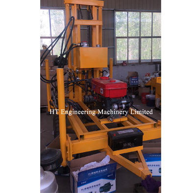 Hydraulic Diamond Mining Drill Rig For Sale